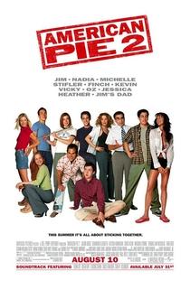 American Pie 2: A Segunda Vez é Ainda Melhor - Poster / Capa / Cartaz - Oficial 1