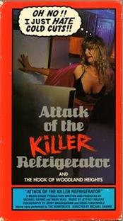 A Geladeira Assassina - Poster / Capa / Cartaz - Oficial 1