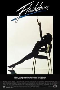 Flashdance: Em Ritmo de Embalo - Poster / Capa / Cartaz - Oficial 9