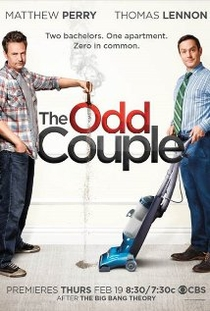 The Odd Couple (1° Temporada) - Poster / Capa / Cartaz - Oficial 2