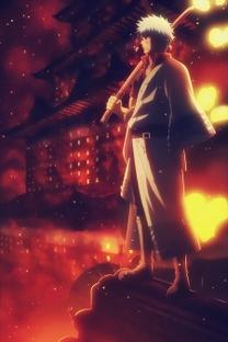 Gintama: Jump Festa 2015 Especial - Poster / Capa / Cartaz - Oficial 1
