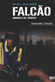 Falcão - Meninos do Tráfico - Poster / Capa / Cartaz - Oficial 1