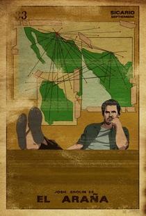 Sicario: Terra de Ninguém - Poster / Capa / Cartaz - Oficial 12