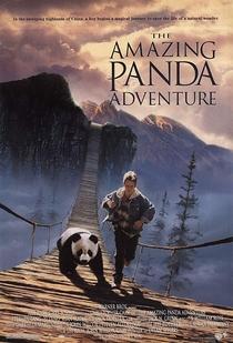 Meu Amigo Panda - Poster / Capa / Cartaz - Oficial 2