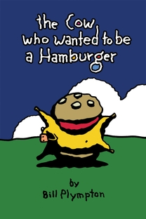 The Cow Who Wanted to be a Hamburger - Poster / Capa / Cartaz - Oficial 1