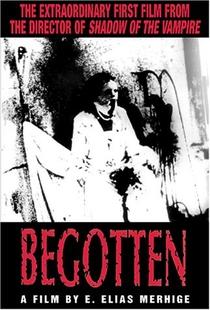 Begotten - Poster / Capa / Cartaz - Oficial 1