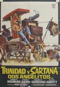 Trinity e Sartana... Os Magníficos - Poster / Capa / Cartaz - Oficial 2