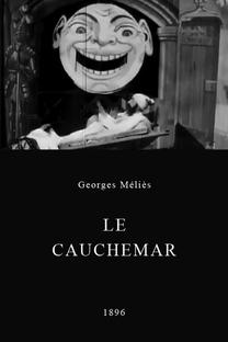 A Nightmare - Poster / Capa / Cartaz - Oficial 1
