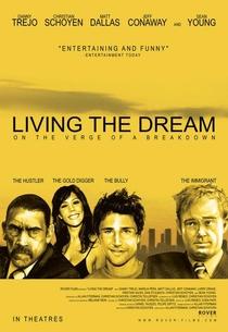 Living the Dream - Poster / Capa / Cartaz - Oficial 1
