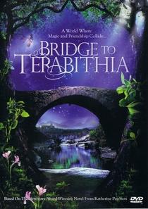 Ponte para Terabítia - Poster / Capa / Cartaz - Oficial 9