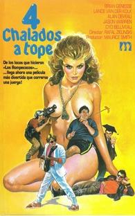 Malucos à Solta - Poster / Capa / Cartaz - Oficial 4