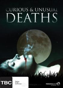 As Mais Estranhas Formas de Morrer - Poster / Capa / Cartaz - Oficial 2