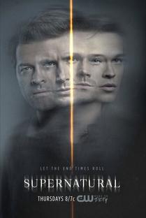Sobrenatural (14ª Temporada) - Poster / Capa / Cartaz - Oficial 1