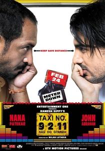 Taxi No. 9211 - Poster / Capa / Cartaz - Oficial 4