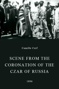 Cena da Coroação do Czar da Rússia (Nicolau II) - Poster / Capa / Cartaz - Oficial 1