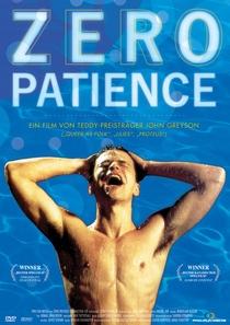 Paciente Zero - Poster / Capa / Cartaz - Oficial 3