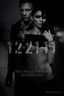 Millennium: Os Homens que Não Amavam as Mulheres - Poster / Capa / Cartaz - Oficial 9