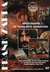 Frank Zappa: Apostrophe (') / Over-Nite Sensation - Poster / Capa / Cartaz - Oficial 1
