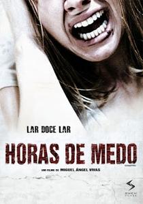 Horas de Medo - Poster / Capa / Cartaz - Oficial 4