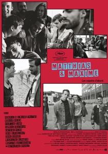 Matthias & Maxime - Poster / Capa / Cartaz - Oficial 1
