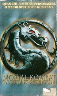 Mortal Kombat - A Cruzada 2 - Poster / Capa / Cartaz - Oficial 1