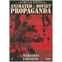 Propaganda Soviética Animada Parte II: Bárbaros Fascistas - Poster / Capa / Cartaz - Oficial 1