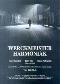 As Harmonias de Werckmeister - Poster / Capa / Cartaz - Oficial 3