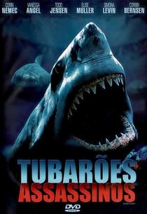 Tubarões Assassinos - Poster / Capa / Cartaz - Oficial 1