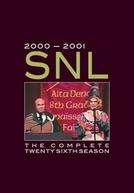 Saturday Night Live (26ª Temporada) (Saturday Night Live (Season 26))