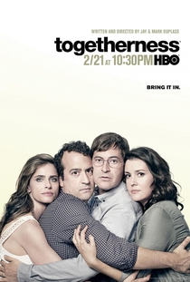Togetherness (2ª Temporada) - Poster / Capa / Cartaz - Oficial 1