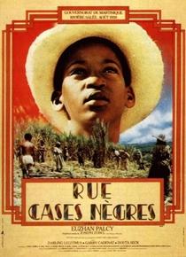 Rue Cases Nègres - Poster / Capa / Cartaz - Oficial 2