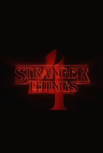 Stranger Things (4ª Temporada) - Poster / Capa / Cartaz - Oficial 1