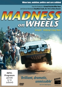 Madness on Wheels: Rallying's Craziest Years - Poster / Capa / Cartaz - Oficial 1