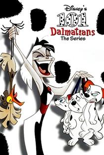 101 Dálmatas (1ª Temporada) - Poster / Capa / Cartaz - Oficial 1