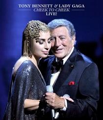 Tony Bennett & Lady Gaga: Cheek to Cheek LIVE! - Poster / Capa / Cartaz - Oficial 1