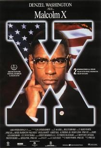 Malcolm X - Poster / Capa / Cartaz - Oficial 3