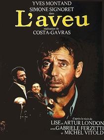 A Confissão - Poster / Capa / Cartaz - Oficial 6