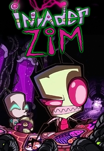 Invasor Zim (1ª Temporada) - Poster / Capa / Cartaz - Oficial 1