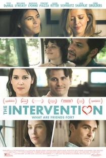 A Intervenção - Poster / Capa / Cartaz - Oficial 1