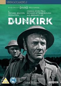 A Retirada de Dunquerque - Poster / Capa / Cartaz - Oficial 4