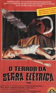 O Terror da Serra Elétrica - Poster / Capa / Cartaz - Oficial 2