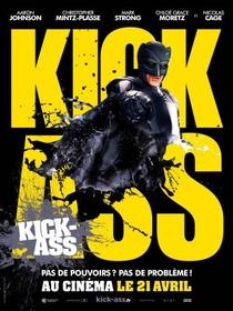 Kick-Ass - Quebrando Tudo - Poster / Capa / Cartaz - Oficial 12
