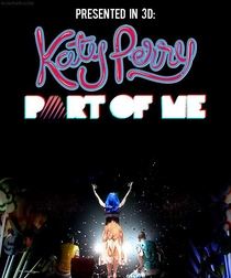 Katy Perry - Part of Me - Poster / Capa / Cartaz - Oficial 9
