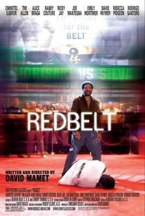 Cinturão Vermelho - Poster / Capa / Cartaz - Oficial 2