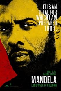 Mandela – O Caminho Para a Liberdade - Poster / Capa / Cartaz - Oficial 1