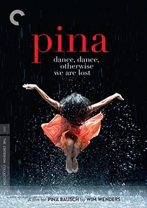 Pina - Poster / Capa / Cartaz - Oficial 1