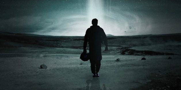 """A surpreendente película """"Interstellar"""""""