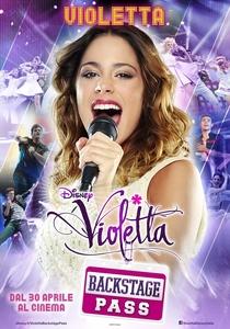 Violetta - O Show - Poster / Capa / Cartaz - Oficial 7