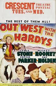 Andy Hardy, Cowboy - Poster / Capa / Cartaz - Oficial 1