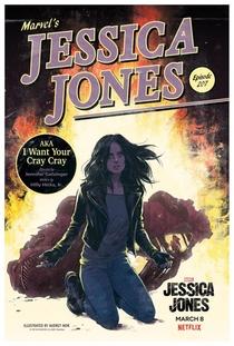 Jessica Jones (2ª Temporada) - Poster / Capa / Cartaz - Oficial 14